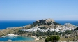 (en) Lindos Rhodes Greece